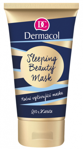 Dermacol - SLEEPING BEAUTY MASK - Maseczka na noc