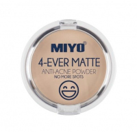 MIYO - 4-EVER MATTE - ANTI-ACNE POWDER