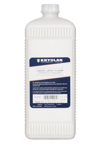 KRYOLAN - LIQUID LATEX CLEAR - 1000ml - Art. 2544