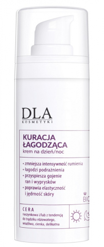 Kosmetyki DLA - Soothing Treatment for Couperose Skin