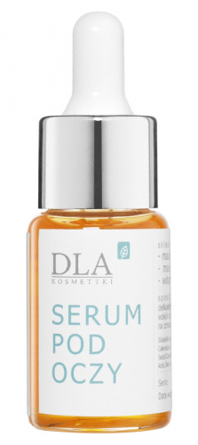 Kosmetyki Dla - Nourishing Under Eye Serum - 20g