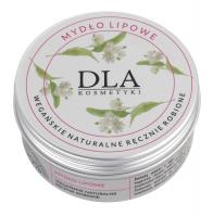 Kosmetyki DLA - Vegan Linden Soap - 100 g