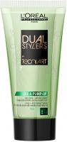 L'Oréal Professionnel - DUAL STYLERS - TECNI. ART - LISS & PUMP-UP - Krem + żel z Intra-Cylane™