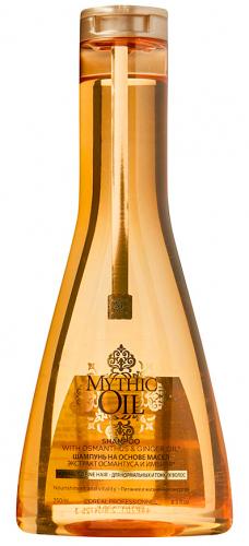 L'Oréal Professionnel - MYTHIC OIL - SHAMPOO - Szampon do włosów cienkich i normalnych - 250 ml