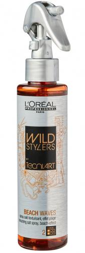L'Oréal Professionnel - WILD STYLERS - TECNI. ART - BEACH WAVES - Teksturyzujący spray do włosów nadający efekt plażowych fal
