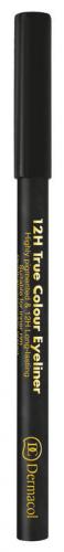 Dermacol - 12H True Color Eyeliner - Eyeliner w kredce