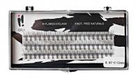 Ibra - ,,NATURALS'' FLARES EYELASH - Fake eyelash clusters - 0.07-C-12 mm - 0.07-C-12 mm