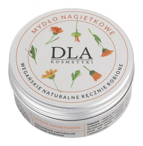 Kosmetyki Dla - Wegańskie Mydło Nagietkowe - 100 g