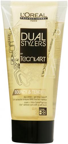 L'Oréal Professionnel - DUAL STYLERS - TECNI. ART - BOUNCY & TENDER - 150ml