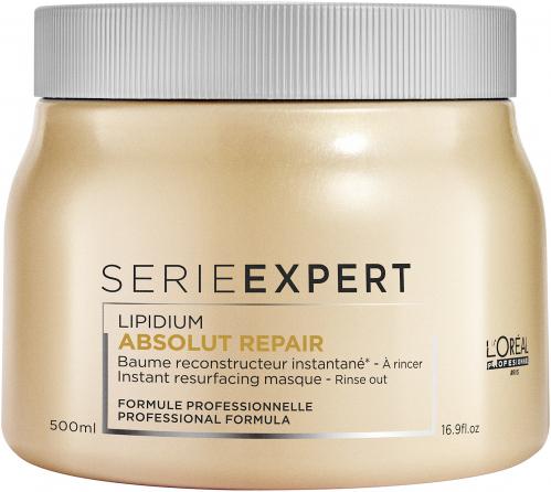 L'Oréal Professionnel - SERIE EXPERT - LIPIDIUM ABSOLUT REPAIR - Regenerująca maska do uwrażliwionych włosów