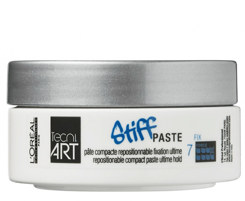 L'Oréal Professionnel - TECHNI. ART - STIFF PASTE - Mocno utrwalająca pasta do włosów