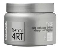 L'Oréal Professionnel - TECNI. ART WEB - Włóknisty krem rzeźbiący do stylizacji włosów - 150ml