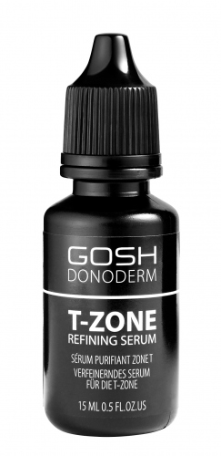 GOSH DONODERM - T-ZONE REFINING SERUM - Serum wygładzające strefę T - 15 ml