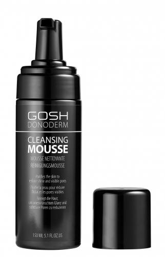 GOSH DONODERM - CLEANSING MOUSSE - Pianka do mycia twarzy - 150 ml