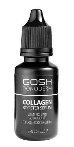 GOSH DONODERM - COLLAGEN BOOSTER SERUM - Stymulujące serum kolagenowe - 15 ml