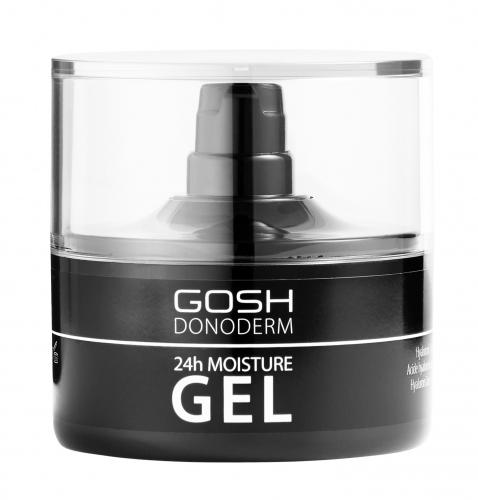GOSH DONODERM - 24 MOISTURE GEL - Żel nawilżający - PRESTIGE - 50 ml