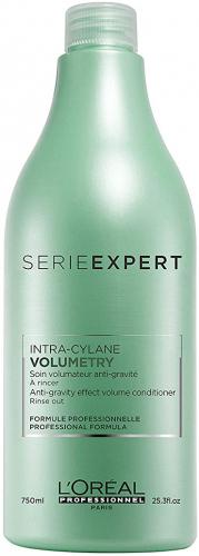 L'Oréal Professionnel - SERIE EXPERT - INTRA-CYLANE - VOLUMETRY - Profesjonalna odżywka do włosów cienkich i delikatnych - 750 ml