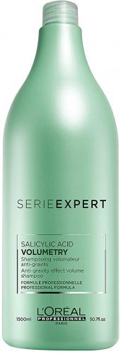 L'Oréal Professionnel - SERIE EXPERT - SALICYLIC ACID - VOLUMETRY - Profesjonalny szampon do cienkich włosów dodający objętości - 1500 ml