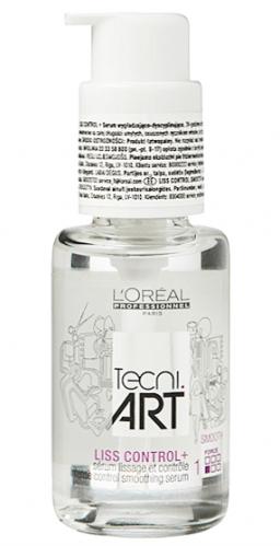 L'Oréal Professionnel - TECNI. ART - LISS CONTROL+ - Wygładzająco-dyscyplinujące serum do włosów