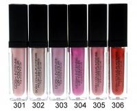 GOSH - Intense Lip Colour - Płynna intensywa pomadka do ust z lusterkiem i światełkiem