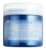 LUMENE - LAHDE - ARCTIC CARE MOISTURE INTENSE BODY BUTTER - Intensywnie nawadniające masło do ciała
