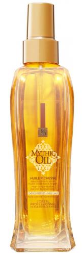 L'Oréal Professionnel - MYTHIC OIL - HUILE RICHESSE - Profesjonalny olejek dyscyplinujący do włosów suchych i nieposłusznych