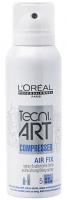 L'Oréal Professionnel - TECNI. ART COMPRESSED - AIR FIX - Utrwalający spray do włosów