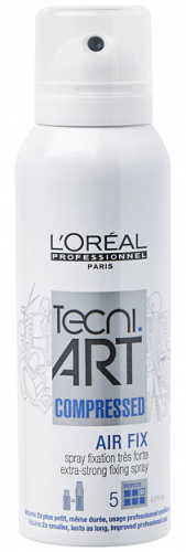 L'Oréal Professionnel - TECNI. ART COMPRESSED - AIR FIX - Utrwalający spray do włosów