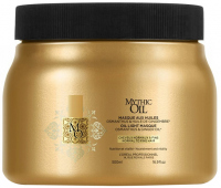 L'Oréal Professionnel - MYTHIC OIL - OIL LIGHT MASQUE - 500 ml