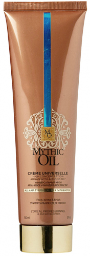 L'Oréal Professionnel - MYTHIC OIL - CRÉME UNIVERSELLE - Uniwersalny krem do włosów 3w1