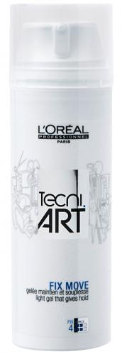 L'Oréal Professionnel - TECNI. ART - FIX MOVE - Elastycznie utrwalający żel do włosów
