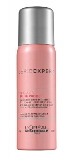 L'Oréal Professionnel - SERIE EXPERT - INFORCER - BRUSH PROOF - Spray przeciwko łamaniu się włosów - 60 ml