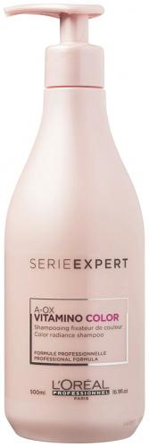 L'Oréal Professionnel - SERIE EXPERT - A-OX VITAMINO COLOR - Szampon do włosów farbowanych - 500 ml