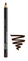 NYX Professional Makeup - EYE AND EYEBROW PENCIL - Wielozadaniowa kredka do oczu - 903 - DARK BROWN - 903 - DARK BROWN