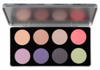 Glazel - CITY SERIES - Platinum Seria City - Paleta 8 cieni do makijażu  - MEDIOLAN