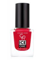 Golden Rose - ICE CHIC Nail Colour - Lakier do paznokci - 134 - 134