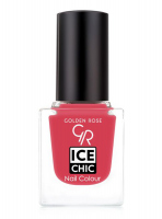 Golden Rose - ICE CHIC Nail Colour - Lakier do paznokci - 135 - 135