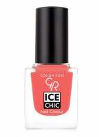 Golden Rose - ICE CHIC Nail Colour - Lakier do paznokci - O-ICE - 136 - 136