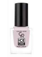 Golden Rose - ICE CHIC Nail Colour - Lakier do paznokci - 137 - 137