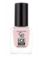 Golden Rose - ICE CHIC Nail Colour - Lakier do paznokci - 138 - 138