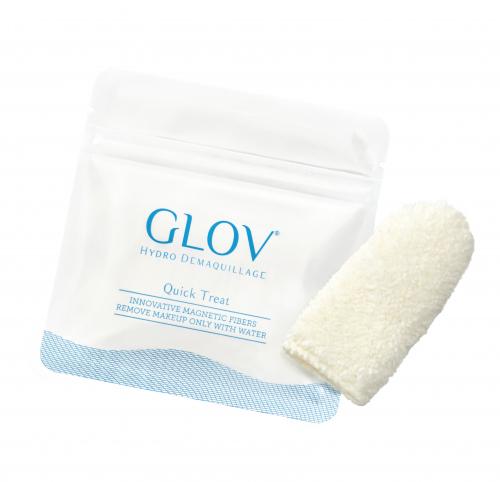 GLOV - Hydro Demaquillage - QUICK TREAT - MINI rękawica do demakijażu