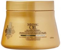 L'Oréal Professionnel - MYTHIC OIL - OIL LIGHT MASQUE - Nadająca blask maska do włosów cienkich i normalnych
