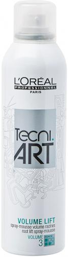 L'Oréal Professionnel - TECNI. ART VOLUME LIFT - Pianka w sprayu unosząca włosy u nasady