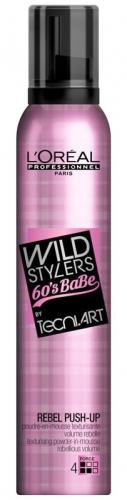 L'Oréal Professionnel - WILD STYLERS - 60'S BABE BY TECNI.ART - Teksturyzujący puder w piance z efektem dzikiej objętości