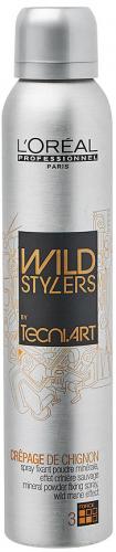 L'Oréal Professionnel - WILD STYLERS - TECNI. ART - Utrwalający lakier do włosów - 200 ml