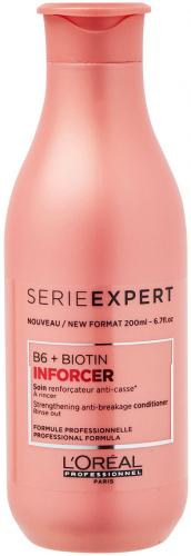 L'Oréal Professionnel - SERIE EXPERT - B6 + BIOTIN INFORCER - Odżywka do włosów osłabionych i łamliwych - 200 ml