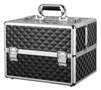 Cosmetic case - PB1810 - BLACK DIAMOND 3D