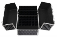 Cosmetic case - PB1810 - BLACK DIAMOND 3D