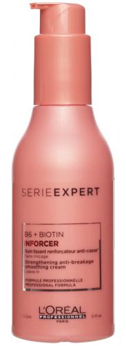 L'Oréal Professionnel - SERIE EXPERT - B6 + BIOTIN - INFORCER - Wzmacniający krem do mocno uwrażliwionych włosów - 150 ml