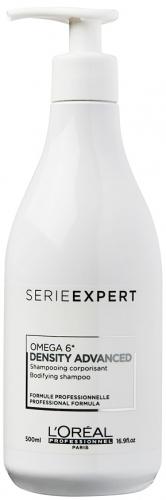 L'Oréal Professionnel - SERIE EXPERT - OMEGA 6 - DESTINY ADVANCED - Szampon do włosów cienkich i przerzedzających się - 500 ml